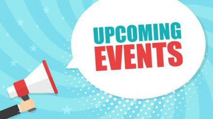Calendar of Events, Workshops, & Club Meetings