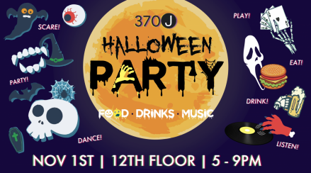 370 Jay Halloween Party